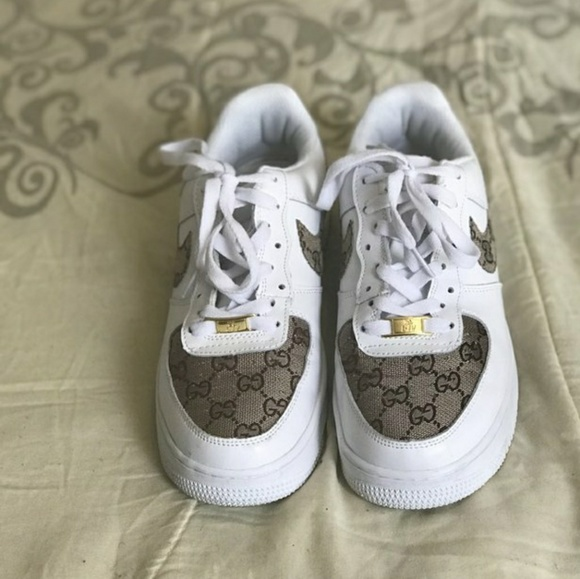 Nike Shoes Gucci X Air Force 1 Poshmark